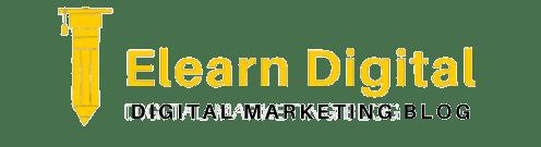 Elearn Digital Logo